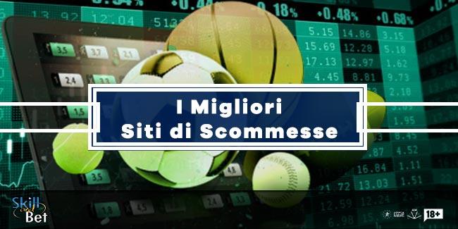 I Migliori Siti di Scommesse in Italia: La Classifica di Settembre 2020