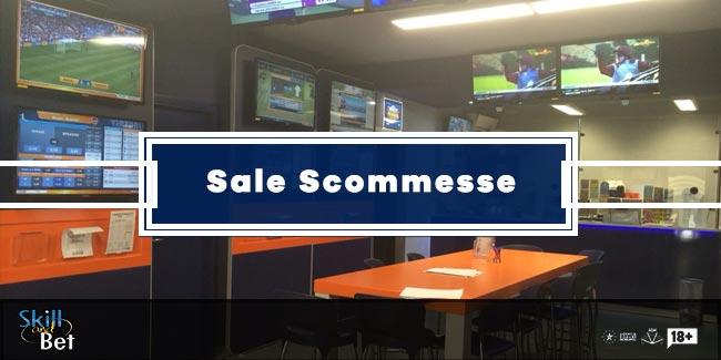 Sale Scommesse Chiuse dopo il DPCM del 25 Ottobre: Si Può Scommettere Online?