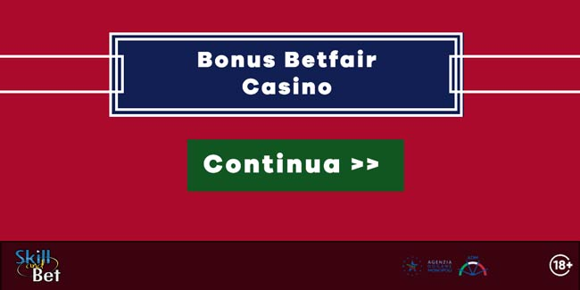bonus betfair casino