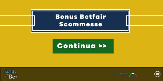 Bonus betfair.it scommesse e betting exchange