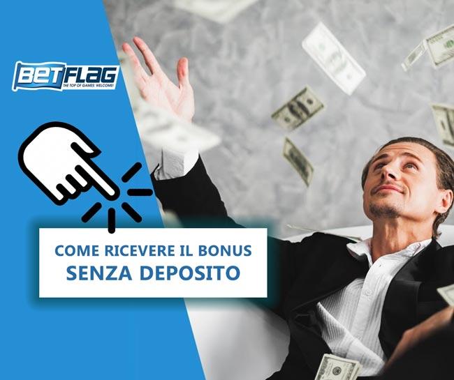 Betflag 10€ Bonus Senza Deposito Immediato Per Lo Sport Pre-Match