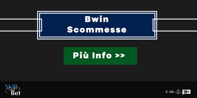 Bwin.it bonus scommesse