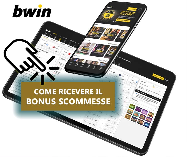 bwin bonus scommesse top club