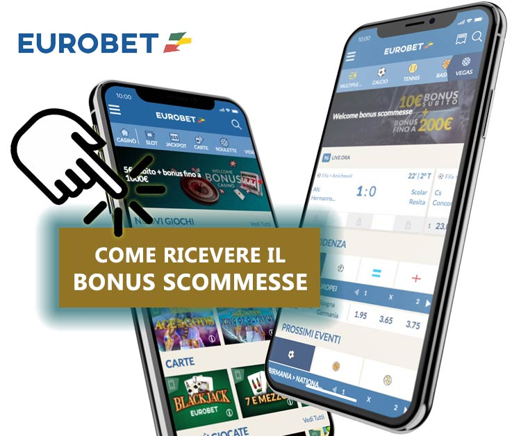 eurobet bonus scommesse