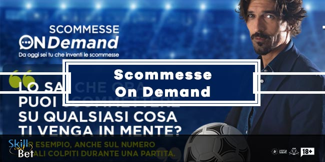 Le Scommesse On Demand di Sisal Matchpoint: come funzionano