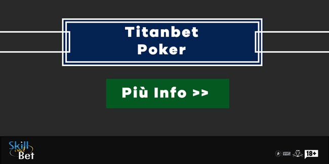 Bonus Poker su titanbet.it