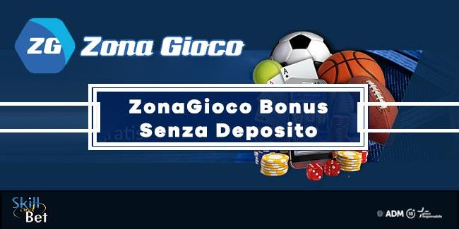 ZonaGioco Bonus Scommesse: 5€ Senza Deposito + 100% Fino a 50€