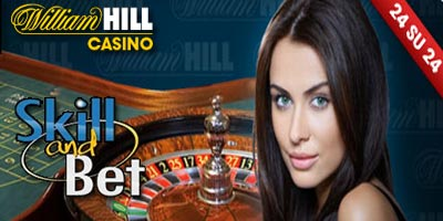 Prova e recensione completa di WilliamHill.it Casino