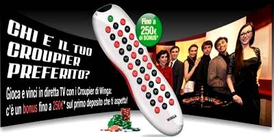 Winga TV Casino: come si gioca?