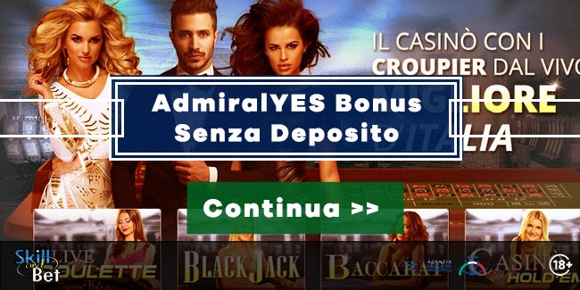 Bonus Casino e Slot YES