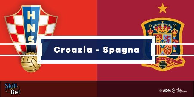 Pronostici Croazia-Spagna: Vincente, Risultato Esatto & Quote (Euro 2020)