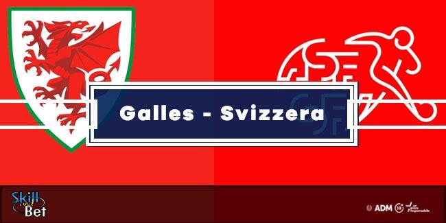 Pronostici Galles-Svizzera: Vincente, Risultato Esatto & Quote (Euro 2020)