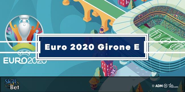 Pronostici Girone E Europei 2020: Spagna Vincente? Chi si Qualifica?