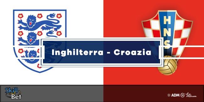 Pronostici Inghilterra-Croazia: Vincente, Risultato Esatto & Quote (Euro 2020)