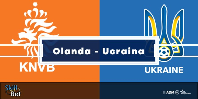 Pronostici Olanda-Ucraina: Vincente, Risultato Esatto & Quote (Euro 2020)