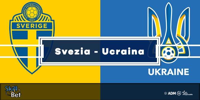 Pronostici Svezia-Ucraina: Vincente, Risultato Esatto & Quote (Euro 2020)