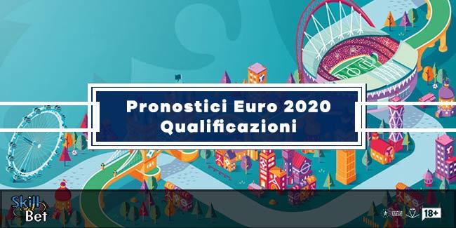 Pronostici Qualificazioni Euro 2020: Schedine, Risultati Esatti e Singole