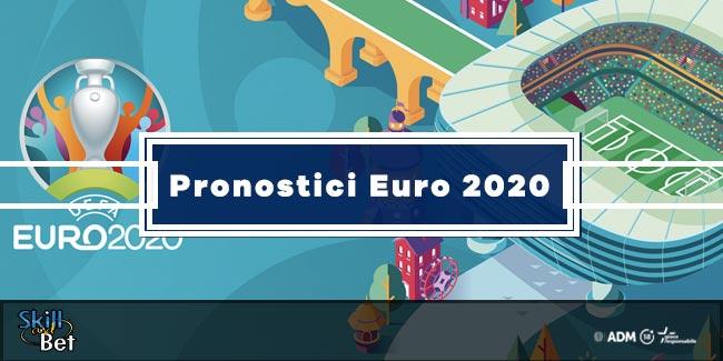 Pronostici Europei di Calcio 2020: Quote e Scommesse Consigliate