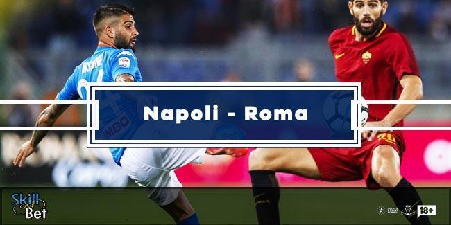 Pronostici Napoli-Roma: Vincente, Risultato Esatto, Marcatori (Serie A - 5.7.2020)