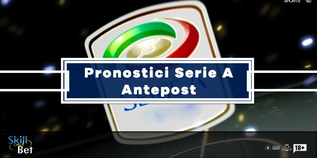 Pronostici Antepost Serie A 2020/21 + Confronto Quote e Bonus Scommesse