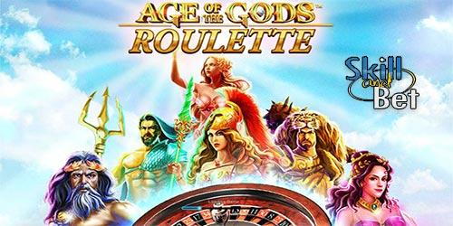 Age of the Gods Roulette gioca gratis con bonus senza deposito!