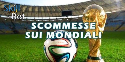 Mondiali di Calcio: Tipologie di Scommesse