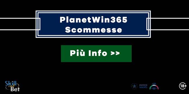 PlanetWin365 Bonus Schedine Multiple Fino Al 255%: Incrementa Le Tue Vincite!