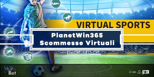 Sport Virtuali PlanetWin365: Scommesse, Trucchi e Bonus