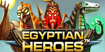 Prova gratis la slot machine Egyptian Heroes