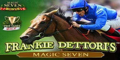 Prova gratis la slot Frankie Dettori's Magic Seven