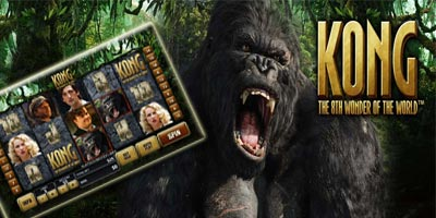 Gioca gratis alla slot Kong - the 8th Wonder of the World