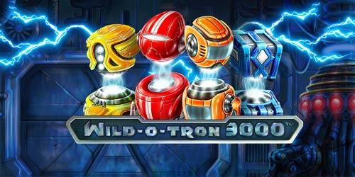 Wild-O-Tron 3000 Slot  - Gioca Gratis, Bonus Casino e Funzioni Speciali