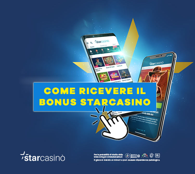 bonus starcasino.it