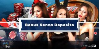 Bonus Senza Deposito Scommesse, Casino & Poker