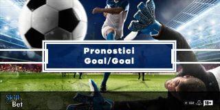 Pronostici Gol/No Goal sulle partite di oggi