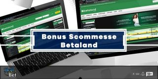 Betaland 100€ Bonus Scommesse: 100% Sul Primo Deposito (Codice Promo SPORT100)