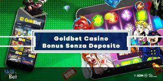 Goldbet Casino 10€ Bonus Senza Deposito su Book Of Ra