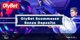 OlyBet Bonus Scommesse: 5€ Senza Deposito + Rimborso Fino A 45€
