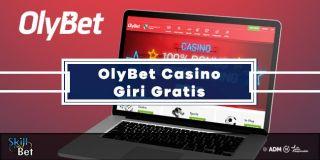 Bonus Casino Olybet: 200 Giri Gratis e 700€ Bonus di Benvenuto
