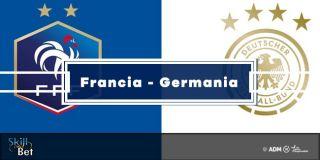 Pronostici Francia-Germania: Vincente, Risultato Esatto & Quote (Euro 2020)
