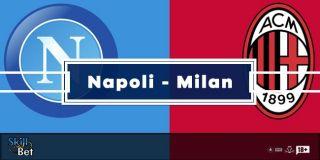 Napoli - Milan: Pronostici Vincenti, Risultato Esatto e Quote (Serie A - 22.11.2020)