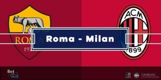 Pronostici Roma-Milan: Scommesse Vincenti, Risultato Esatto e Quote (Serie A - 28.2.2021)