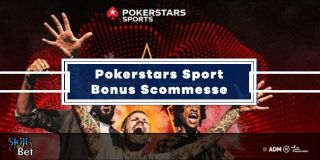 Bonus Pokerstars Scommesse: Fino a 100€ Gratis Sullo Sport